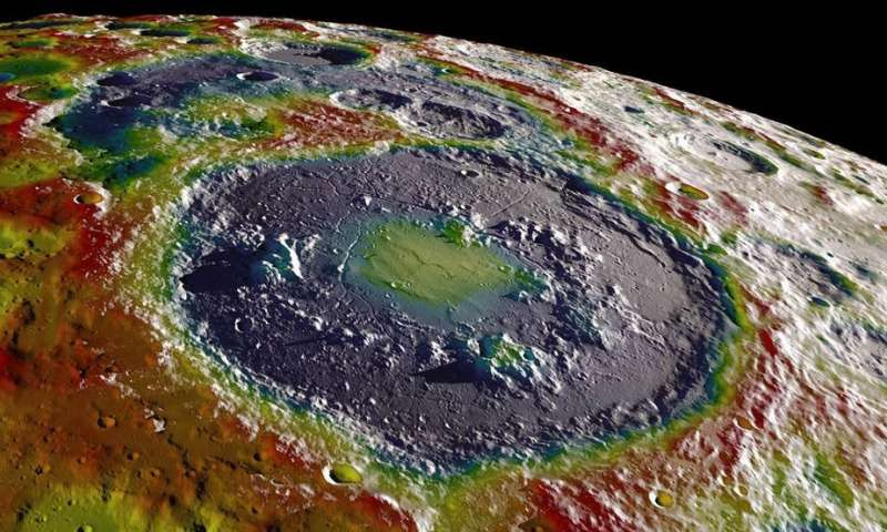 Moon Waters Are Not As Impregnable As Expected In The Dark Polar Craters