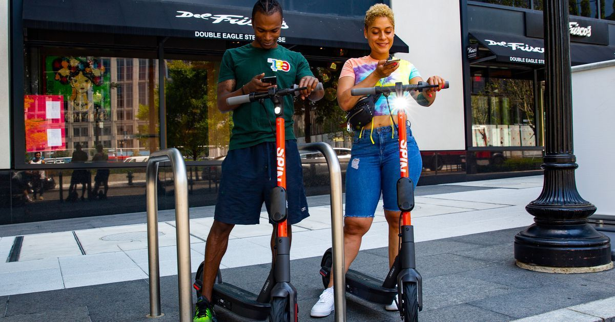 Spin Reveals Aggressive Scaling Plan With Next-Gen Scooter