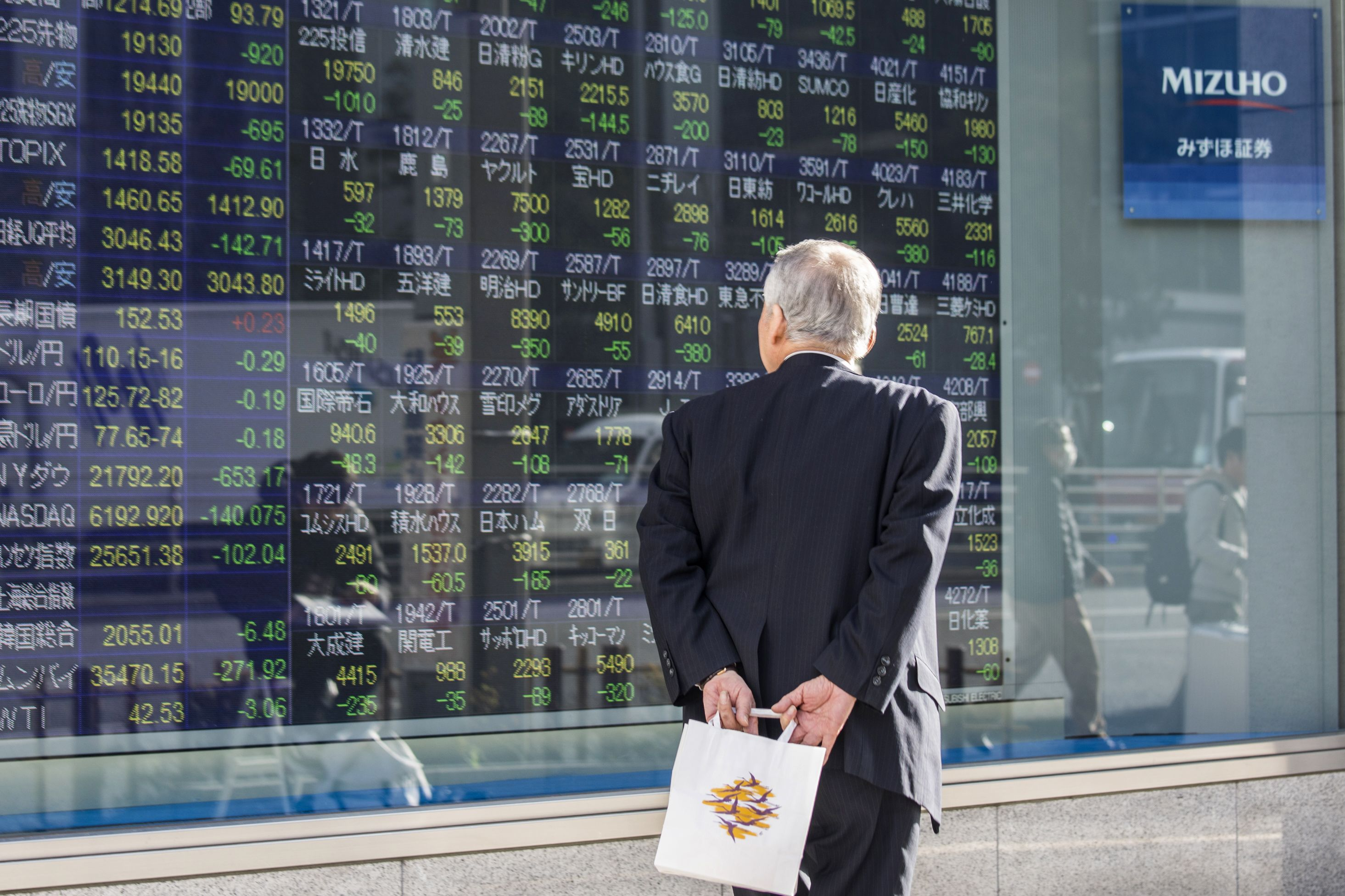 Stocks In Asia Pacific Fell Among Expectations Of Less Hard-Line Fed
