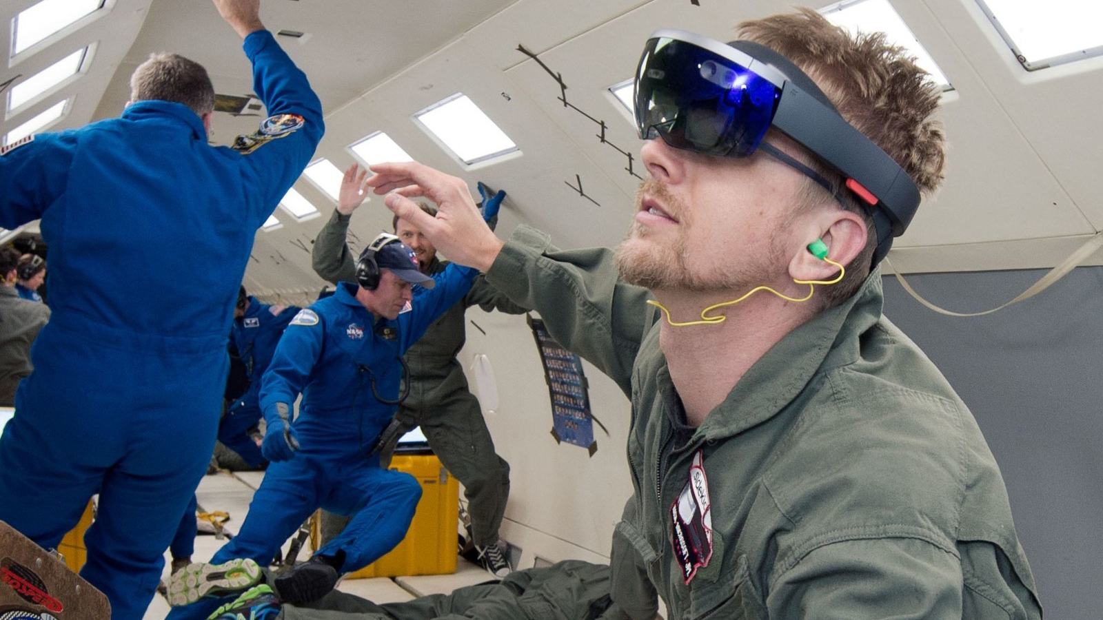 To Facilitate Better Sleep For Astronauts, NASA Turns To A mHealth Wearable