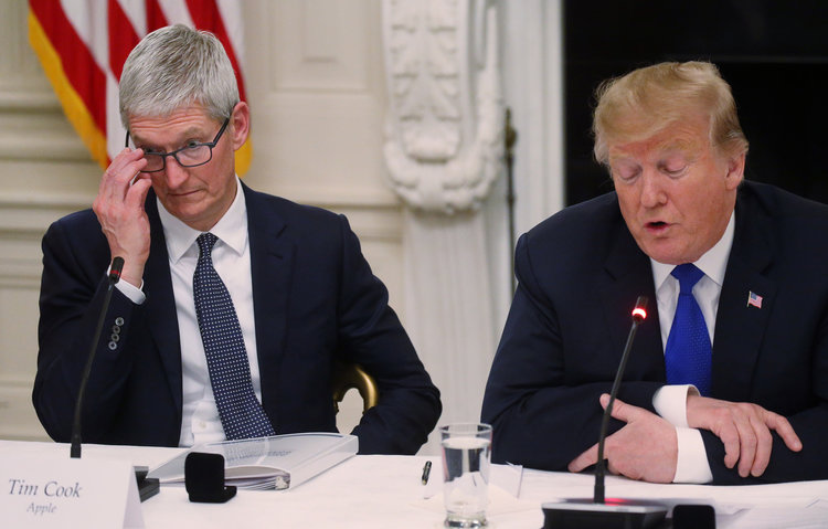 Trump Declines Tariff Exemption For Mac Pro Parts Through Tweet
