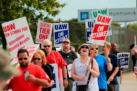 Tentative Deal Reached between the United Auto Workers and GM
