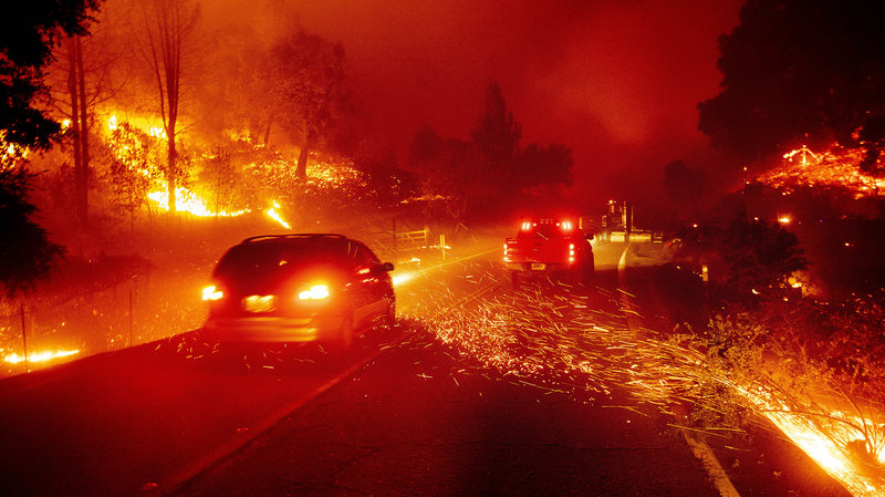 PG&E Warns People of Further Planned Power Outages in California