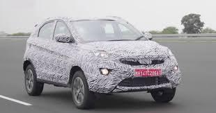Tata to reveal Nexon EV on the 17th of December