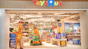 Toys R Us Opens Stores Again this Holiday Shopping Season