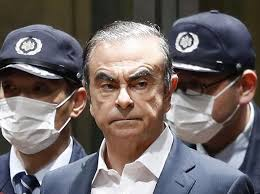 Carlos Ghosn slams Japanese justice system in first public appearance