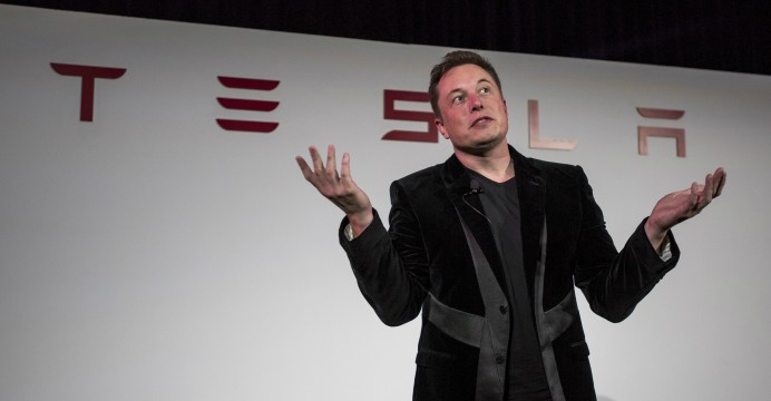 Elon Musk may be in for some rewards