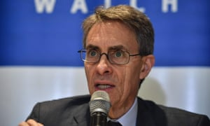HRW director denied entry in Hong Kong