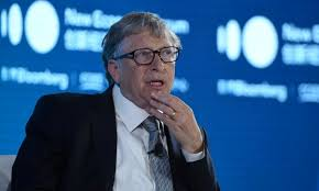 Bill Gates announces reduction in role in Microsoft.
