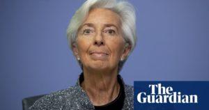 European banks coming under pressure of the coronavirus